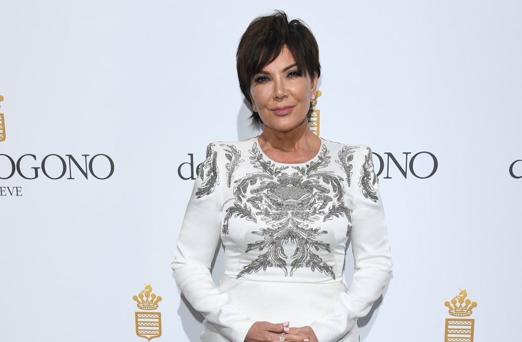 8d02c0f05031 Kris Jenner tells rare story about finding  blood  in Nicole Brown  Simpson s house