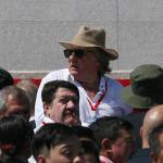 On sait ce que Depardieu est allé faire en Corée du