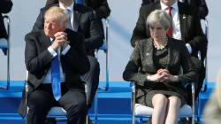Así fue como la relación entre Trump y Reino Unido se tensó aún