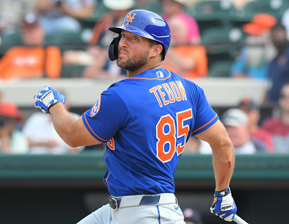 Tebow won't play for U.S. in World Baseball Classic