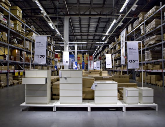 Ikea recalls dressers after 8th reported child death