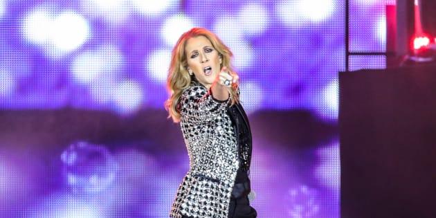 Céline Dion souligne l'anniversaire de sa mère avec une photo touchante