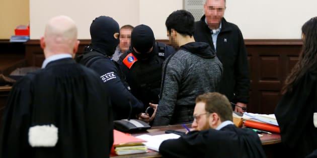 Salah Abdeslam justifie les attentats terroristes en France