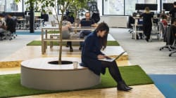 How Companies Are Making The Physical Workplace A Perk Of The