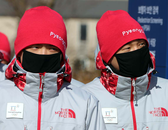 How cold will the Opening Ceremony be?