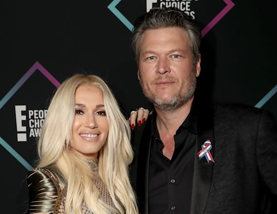 Blake and Gwen to announce engagement?