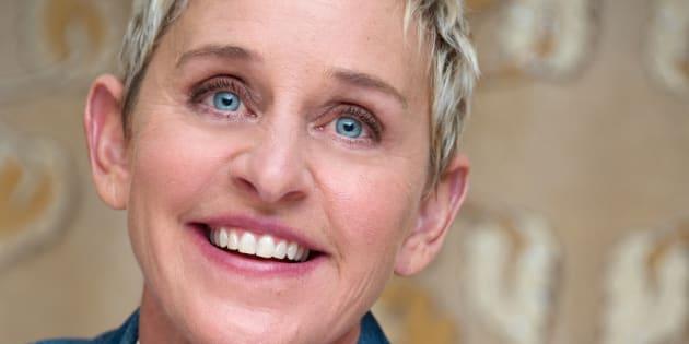 """Ellen DeGeneres: """"Eu decidi que isso não era algo do qual eu teria vergonha a minha vida inteira""""."""
