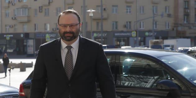 L'ambassadeur canadien en Russie, John Kur, est en poste depuis 2013.