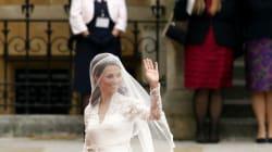 Voici la version à bas prix de la robe de mariage de Kate