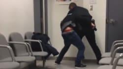Le constable spécial de Maniwaki aurait été frappé à la tête avant de faire