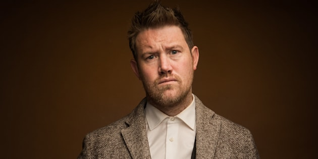 Eddie Perfect for his new show 'The Beast'.