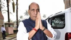 Rajnath Singh Says Govt Is Proud Of Lucknow Terror Suspect Saifullah's