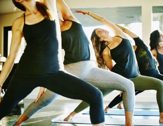 NYT sparks outrage over yoga pants advice