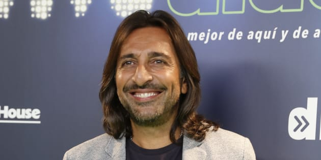 Antonio Carmona el nueve de septiembre de 2017 en Madrid.