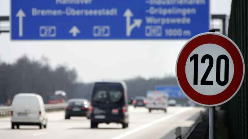 Climate plans could make Germany's 'no limits' Autobahns history