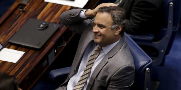 Senado decide na próxima terça-feira (3) sobre afastamento do senador Aécio Neves (PSDB-MG).
