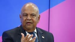 Gordhan Lashes Oakbay, Guptas: You Are Plotting Against