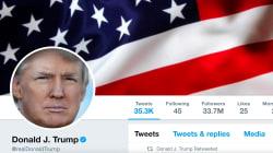 Les 4 manies de Trump sur Twitter qui en disent long sur sa manière de