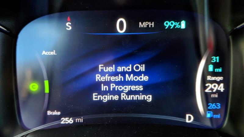 Pacifica Hybrid Forum >> 2018 Chrysler Pacifica Hybrid Long Term Update Fuel Refresh Mode