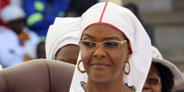 Grace Mugabe, de reine du shopping à ambitieuse redoutée