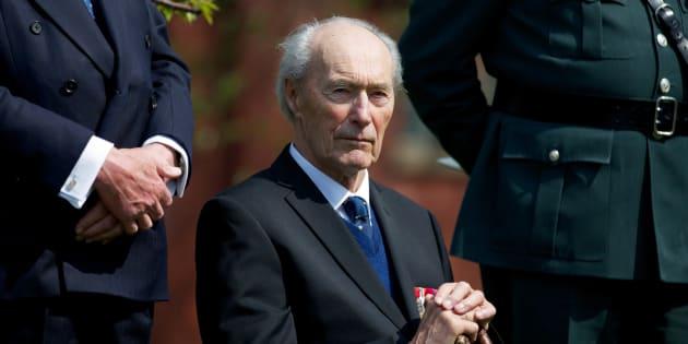 Mort de Joachim Rønneberg, le résistant norvégien qui avait saboté la bombe nucléaire nazie.
