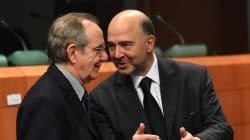 Moscovici lancia la candidatura di Padoan alla presidenza dell'Eurogruppo: