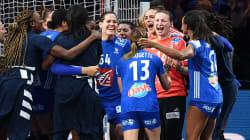 Les Françaises remportent leur 1er Euro de hand face aux