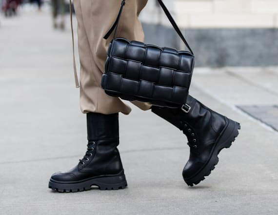 10 black combat boots to edge up your wardrobe