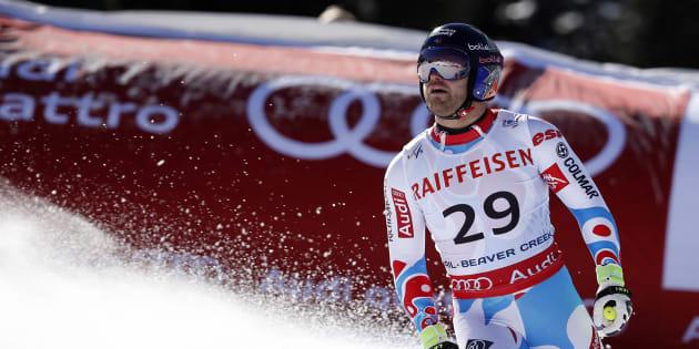 Mort de David Poisson: le skieur français se tue au cours d'un entraînement au Canada