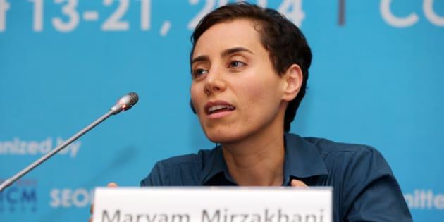 Mort de Maryam Mirzakhani, première femme médaille Fields.