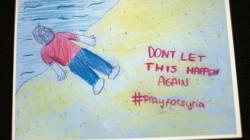 Al menos 640 niños migrantes como Aylan han muerto ahogados en el Mediterráneo desde