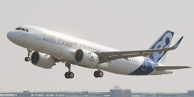 Airbus enregistre la commande plus importante de son histoire