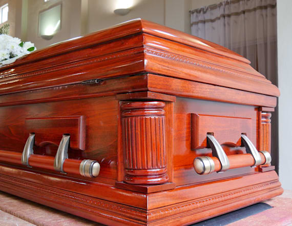 Employee at coffin workshop found dead in forest