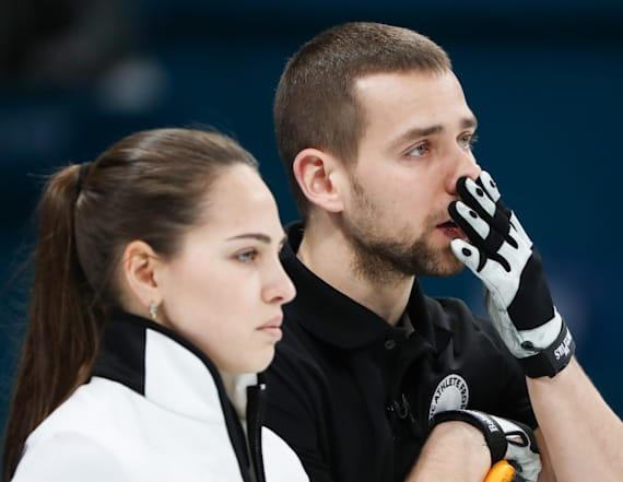 Russian curlers to hand back bronze medals