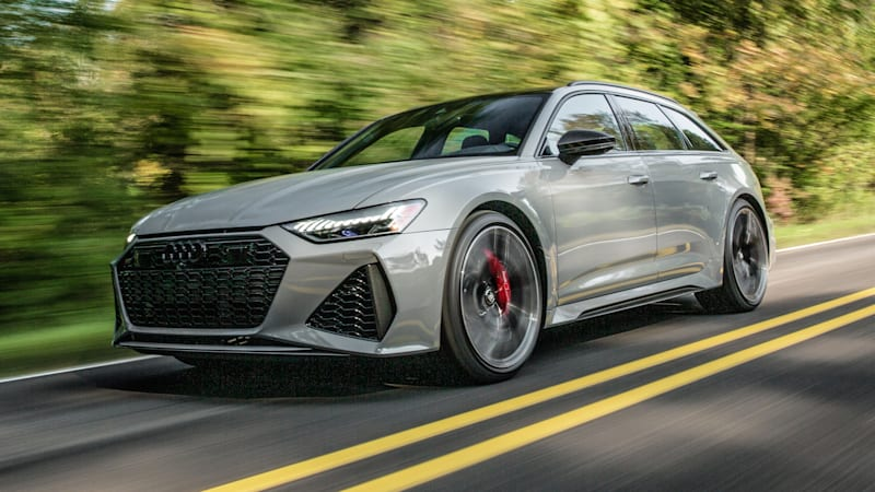 2021 Audi RS 6 Avant First Drive | A German fairy tale come true