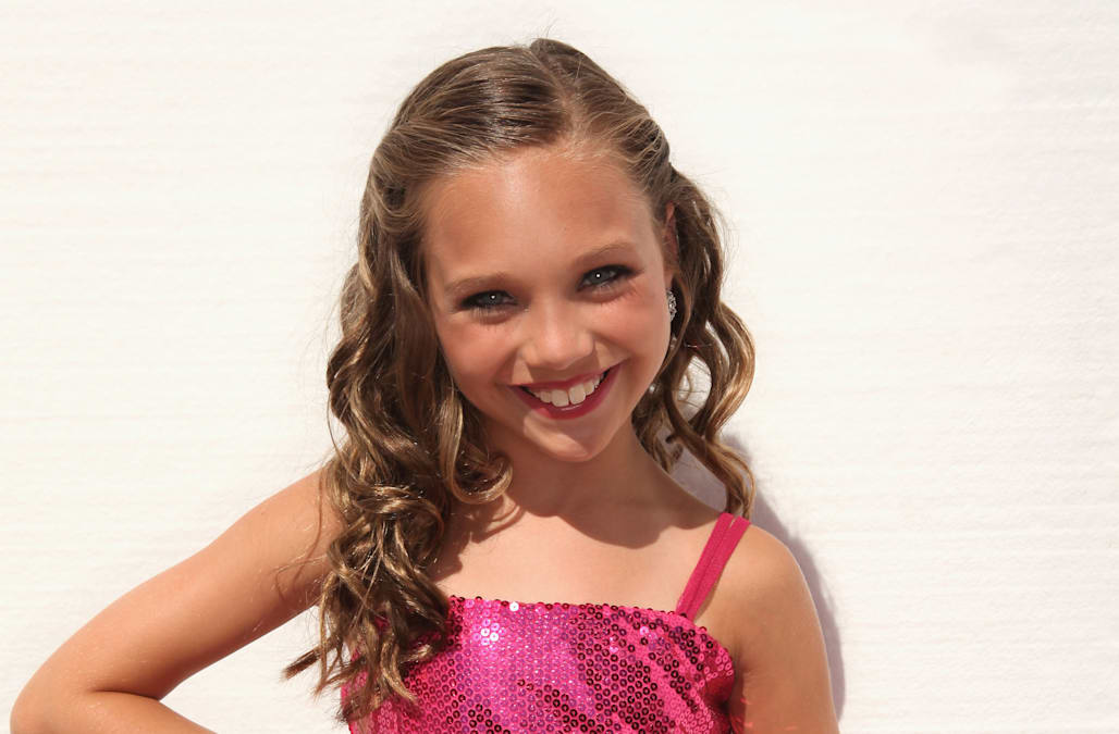 For as long as Maddie Ziegler has been in the spotlight, it's hard to  believe that the former Dance Moms star is only 15 years old.