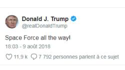 Les États-Unis vont créer une