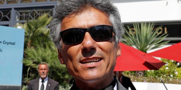 El empresario y activista de origen argelino Rachid Nekkaz, nacido en Francia.