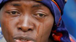 Emprisonnée à cause de mon engagement politique, puis frappée et violée, j'ai dû fuir le Congo pour me réfugier en
