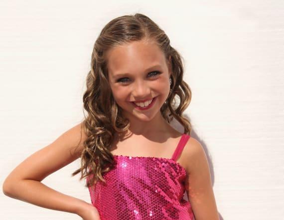 'Dance Moms' Maddie Ziegler is all grown up