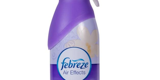 Parmi les produits incriminés par 60 millions de consommateurs, un désinfectant La Croix, des désodorisants de la marque Fébrèze ou encore des produits Sanytol. (photo d'illustration)
