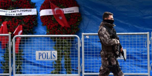 Le terroriste de l'attentat d'Istanbul serait originaire d'Asie centrale