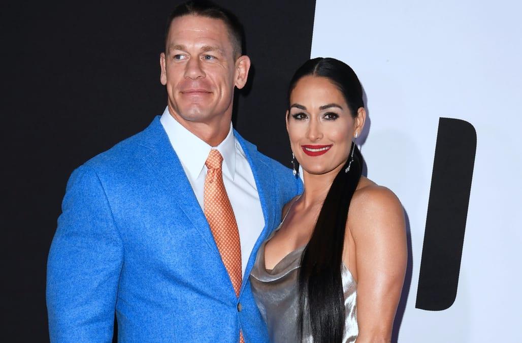 John Cena And Nikki Bella Call Off Wedding.Nikki Bella And John Cena Are Back Together After Calling