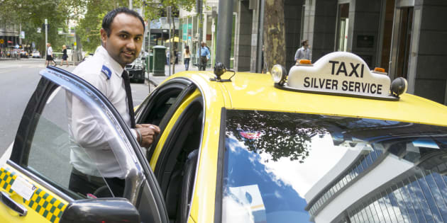 """Australia must be one of the very few countries where taxi drivers are required to wear a uniform."""