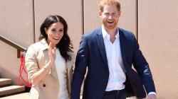 Harry e Meghan dedicano un tenero tributo a Lady D dopo l'annuncio della