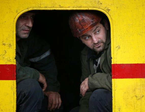 Georgian town marred by mining tragedies