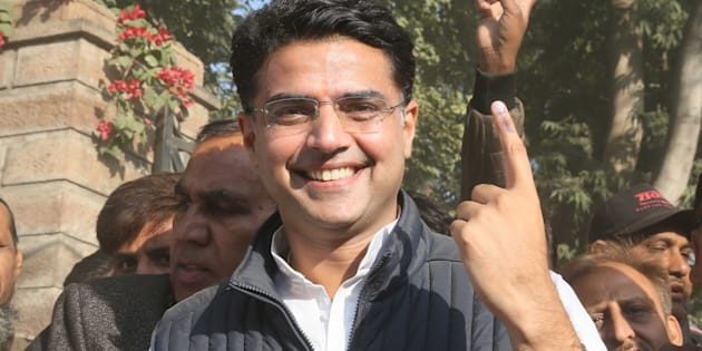 Rajasthan Elections: Sachin Pilot Leads In Tonk, Supporters Burst Crackers