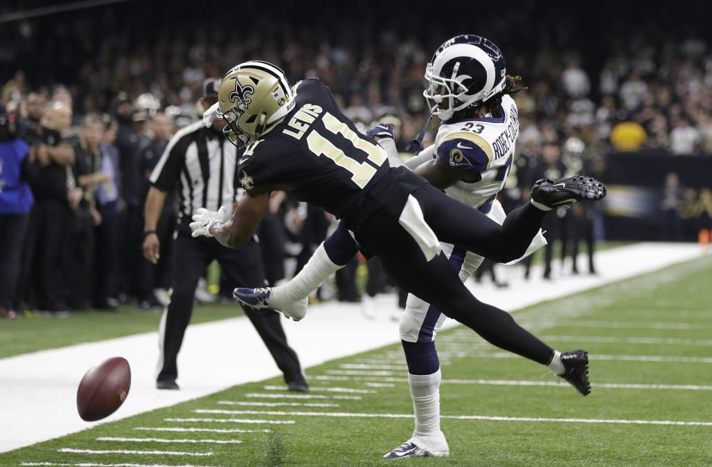 Report  NFL might consider allowing reviews of pass interference after Saints  fiasco 937cd0849