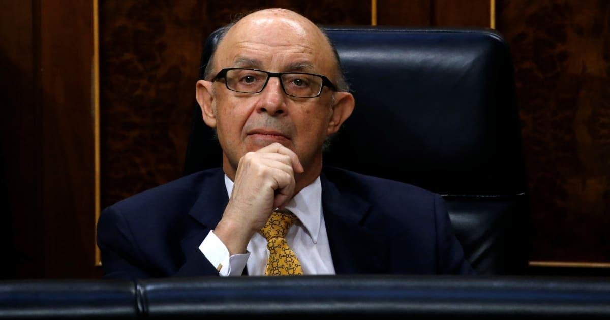 Hacienda niega haber recortado un 50% en gasto de los ministerios