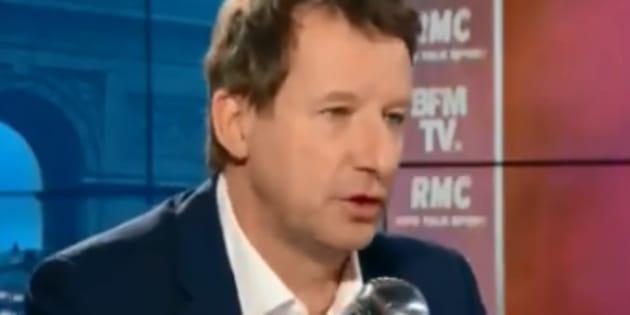 Yannick Jadot n'hésite pas à taper fort sur Ségolène Royal